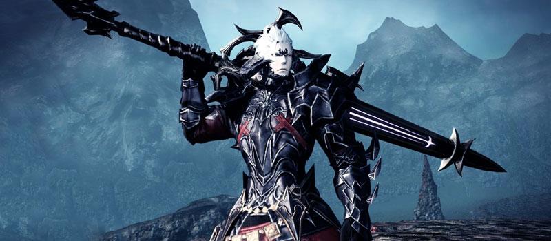 Final Fantasy XIV Game