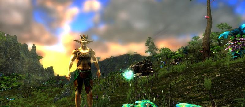 Terra Online Game