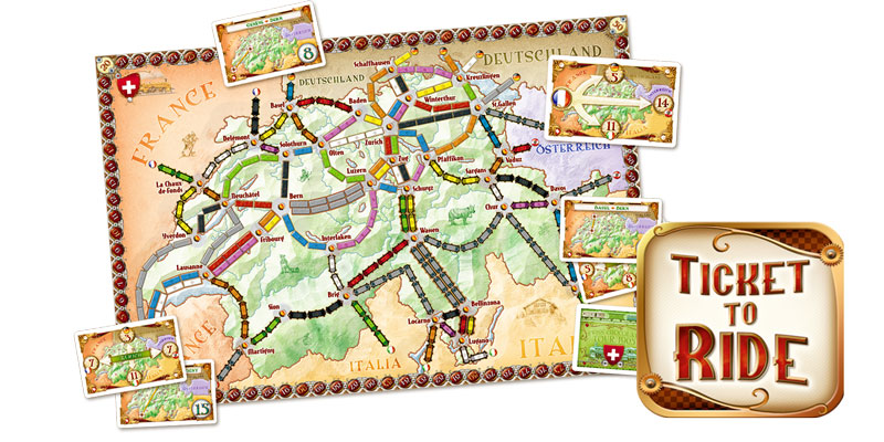 The Online Version of Ticket to Ride