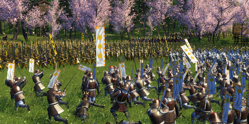 Gamestrategy Total War Shogun