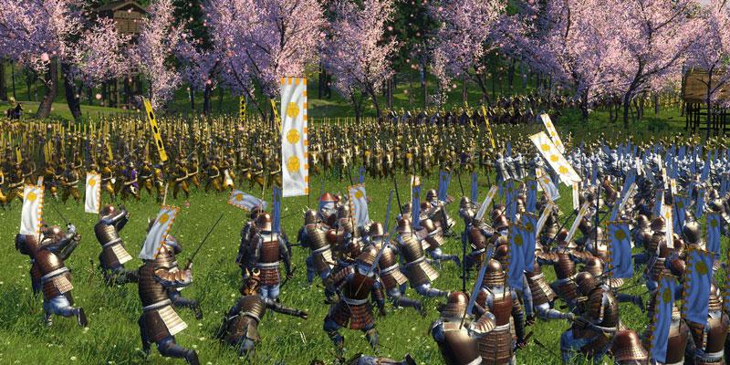 Gamestrategy Total War Shogun