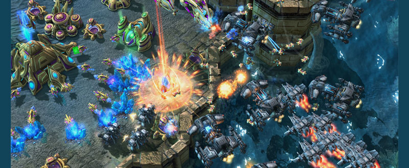 StarCraft 2: Wings of Liberty Game