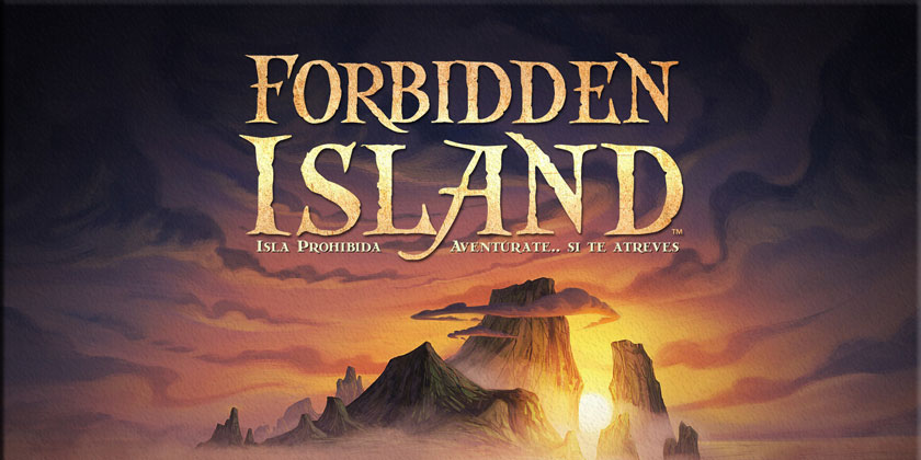 Forbidden Island Main Art