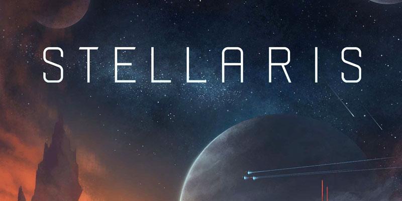 Stellaris art poster
